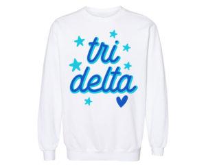 tridelta-starsweatshirt