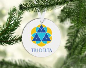trideltalogoornament