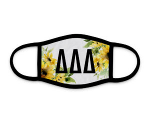trideltasunflowermask