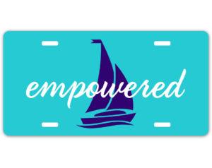trisigma-empoweredlicenseplate