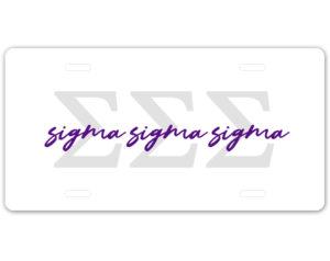 trisigma-lettersscriptplate
