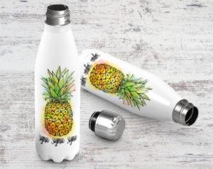 trisigma-pineapplestainlessbottle
