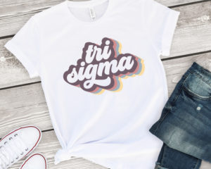 trisigma-retrotee