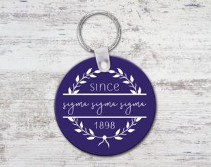 trisigma-since1898keychain