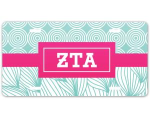 zta-pattern-licenseplate